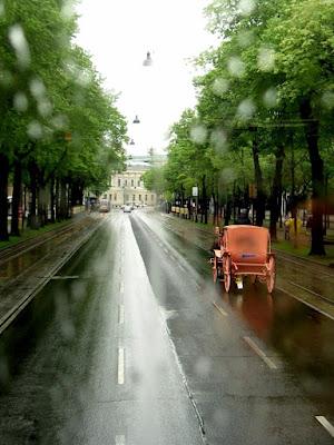 Pioggia a vienna di feeviviane