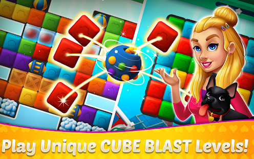 Home Sweet Home 3 Cube Blast House Design Manor Apk Download For Android