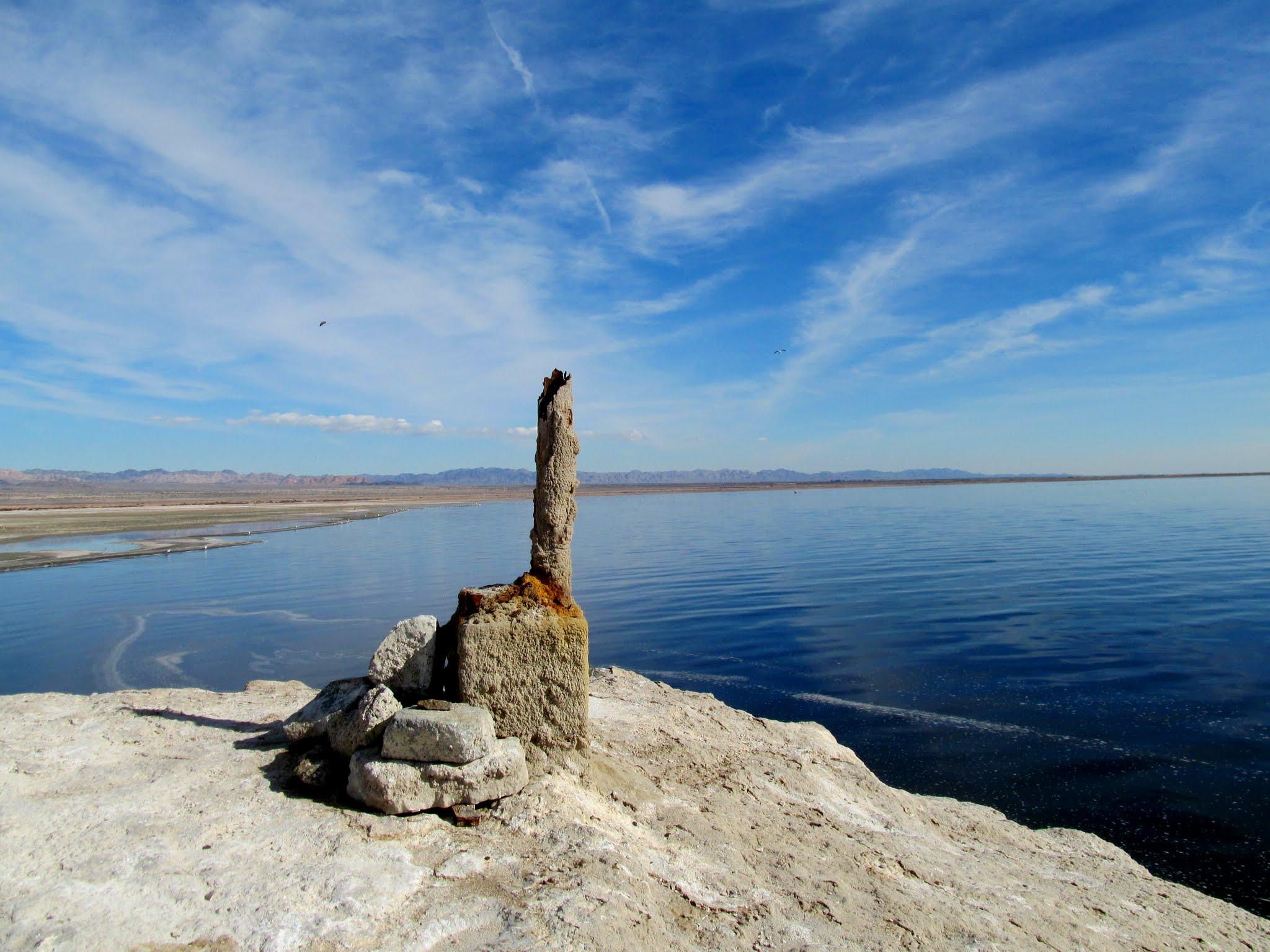 Photo: Salton Sea