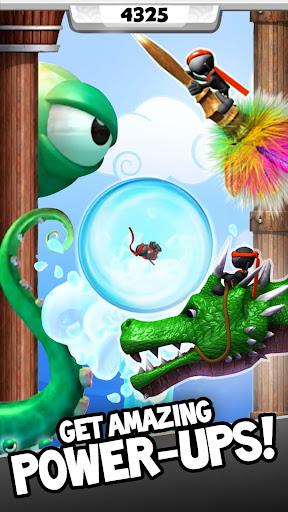 NinJump DLX: Endless Ninja Fun screenshot 3
