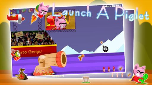 Launch a piglet