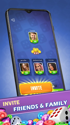 Ludo All Star - Online Fun Dice & Board Game apkpoly screenshots 11