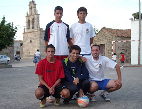 Photo: -Equipo de Futbito-