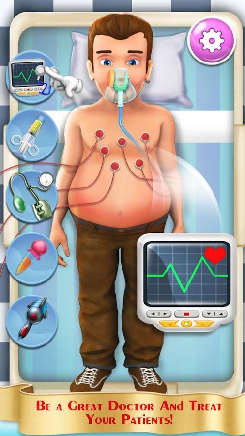 Отделение кардиореанимации больницы 52