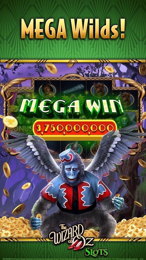Wizard of oz slots download free
