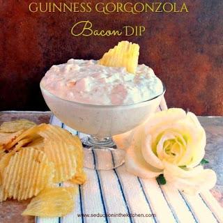 Gorgonzola Guinness Bacon Dip.