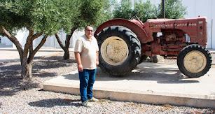 Manuel Moreno, concejal de Agricultura del Ayuntamiento de Níjar.