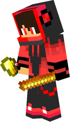 İbrahim Ozcan   The Red Player   Please do not share this skin after you download it and as if it were your own.