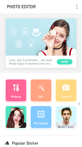 Photo Editor - Makeup Camera & Photo Effects 2.1.6.2 screenshots 1