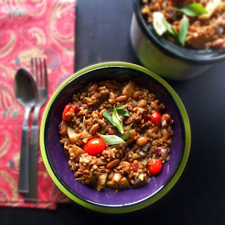 Vegan Lentil Curry – Slow Cooked.