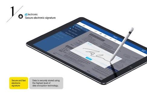 Paperless e-Form eSignon - náhled
