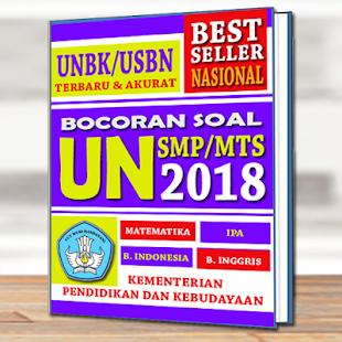 Soal UN SMP MTs 2018 Lengkap - náhled