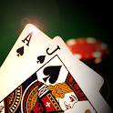 Black Jack 21 Casino Wallpaper icon