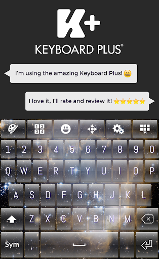 Starry Sky Keyboard