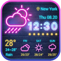 Weekly Weather forecasts icon