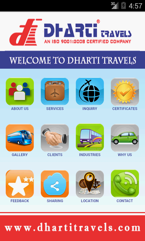 Dharti Travels- screenshot