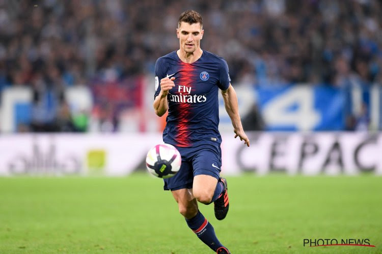 Le PSG aurait fixé le prix de Thomas Meunier, trois clubs anglais sont à l'affût