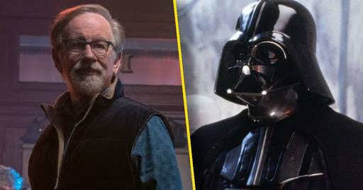 Steven Spielberg Dressed as Darth Vader Photo Surfaces on Star Wars Day