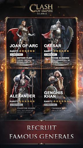 Clash of Empire: Epic Strategy War Game 5.16.1 screenshots 6