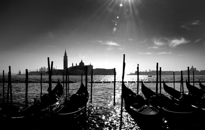 Rays on Venice di Salvatore Gulino