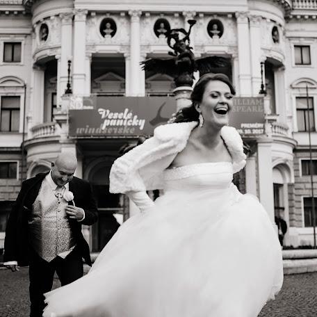 Svatební fotograf Jozef Tengeri (superfotograf). Fotografie z 15.02.2018