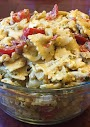 Tomato and Basil Pasta Salad