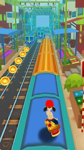 Download Subway Bus Rush: Princess Runner for Windows Phone apk screenshot 3