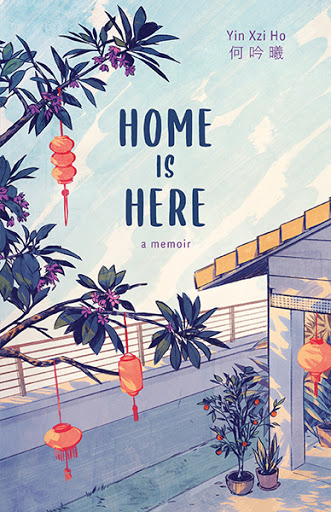 Home is Here cover