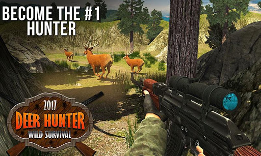 Ultimate Deer Hunting 2018: Sniper 3D Games screenshots 4