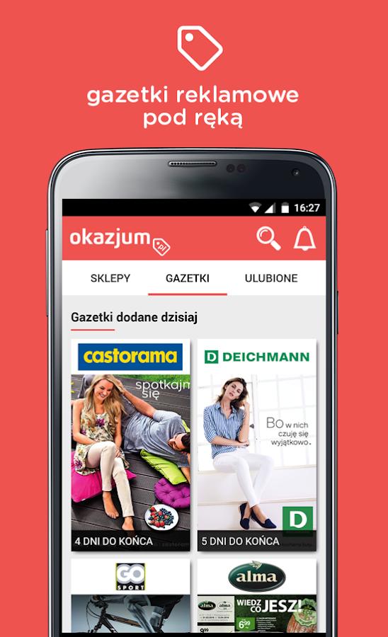 Okazjum Gazetki Promocyjne Android Apps On Google Play