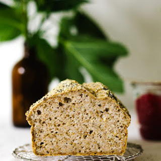 The Unbelievable Buckwheat Bread.
