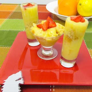 Gluten Free Lemon Tiramisu