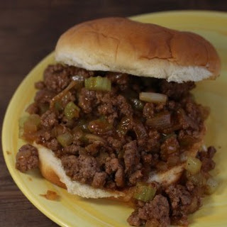 Classic Sloppy Joe