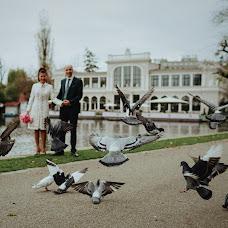 Wedding photographer Zagrean Viorel (zagreanviorel). Photo of 22.03.2018