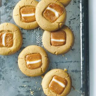 Caramel Cookies.