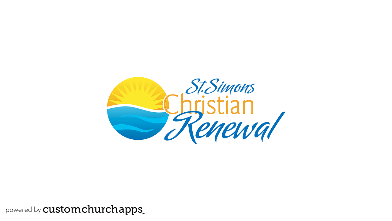 St. Simons Christian Renewal- screenshot
