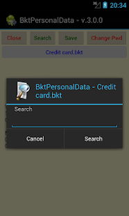 BktPersonalData- screenshot thumbnail