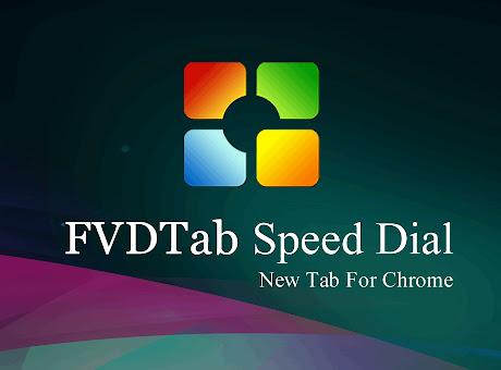 FVDtab speed dial