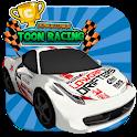 Downtown Car Toon Racing icon