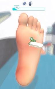 Foot Clinic ASMR Feet Care apk 5