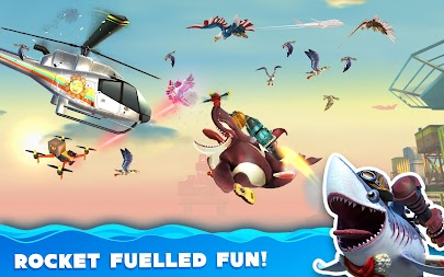 Hungry Shark World APK screenshot thumbnail 24