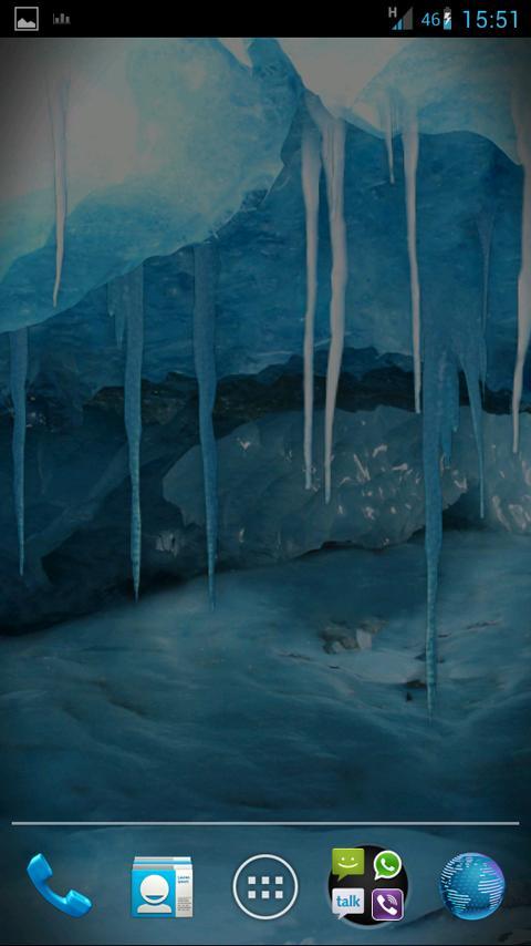 Скриншот RealDepth Ледяная Пещера Free