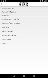 Ventura County Star- screenshot thumbnail