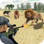 Sniper Hunting Jungle Animals
