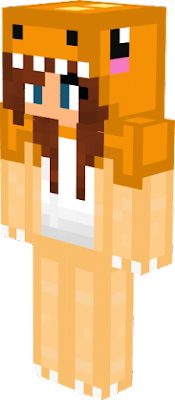 I made this skin for Kim. Its a Pancake Dino