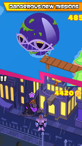 Screenshot for Teen Titans GO Figure! in United States Play Store