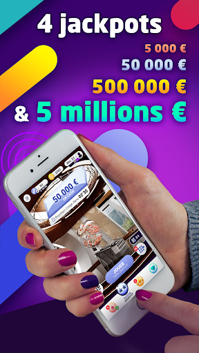 Code Triche Bravospeed : loterie gratuite à 5M€ APK MOD (Astuce) screenshots 3
