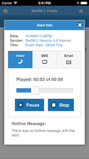Swift911 Public- screenshot thumbnail
