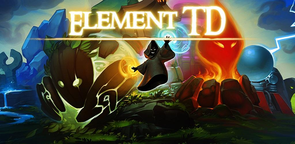 element td android tower defense game element studios 01