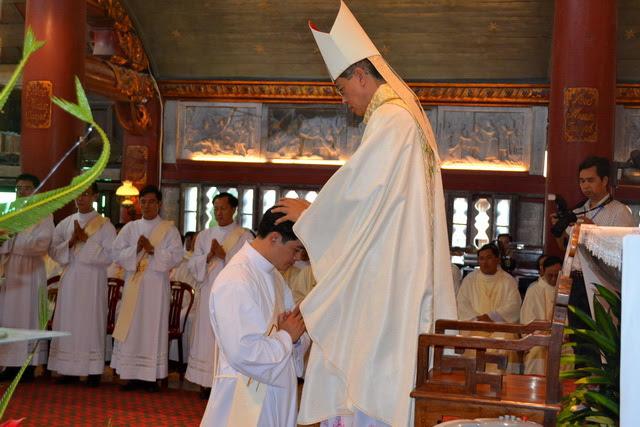 Thánh lễ Truyền chức linh mục giáo phận Phát Diệm 2017 - Ảnh minh hoạ 13